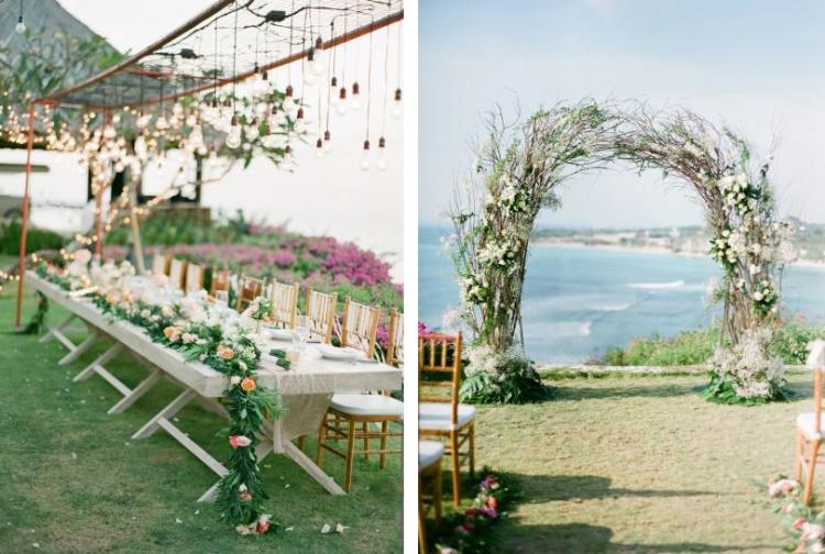 boda acantilado