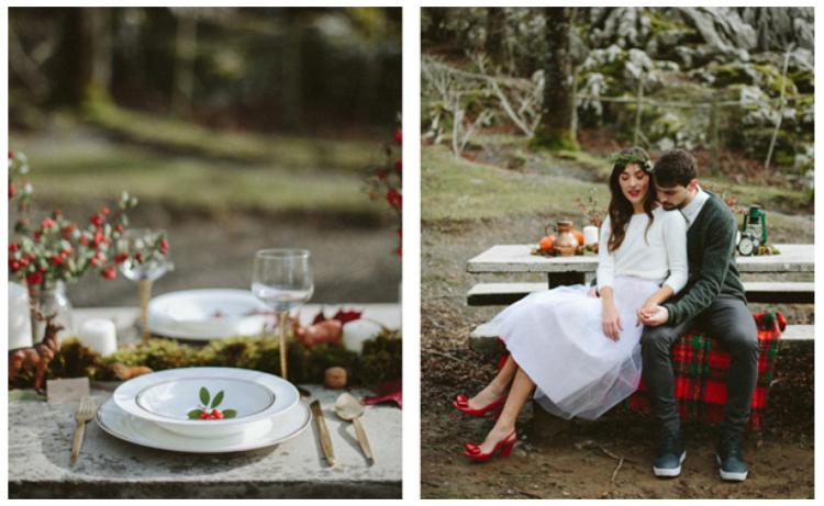 boda bosque pais vasco. paula g furio