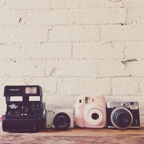cámaras polaroid fujifim