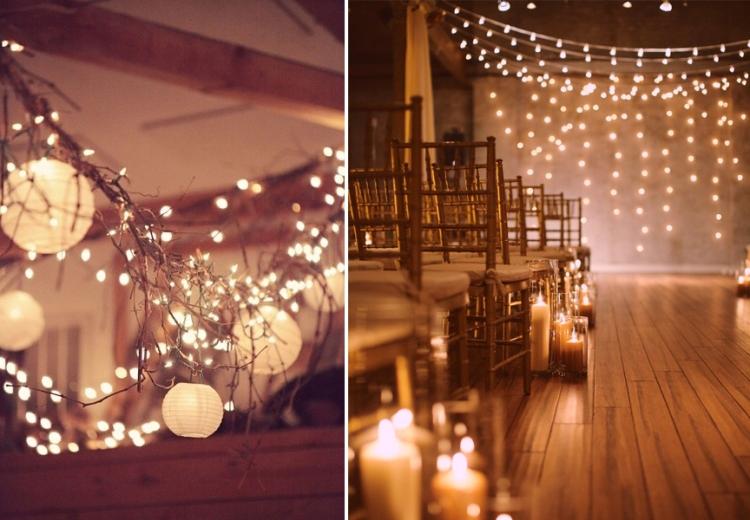 luces bodas navidad