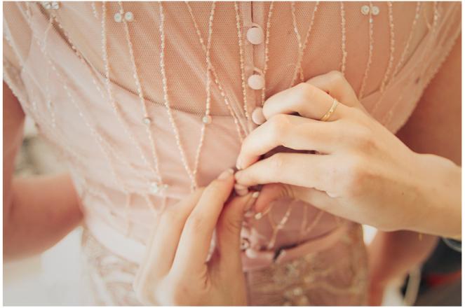 vestido madre novia
